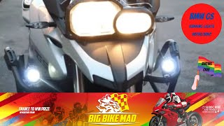 Video BikeVis CREE Lamps on a BMW F700GS Motorcycle MP3, 3GP, MP4, WEBM, AVI, FLV Desember 2018