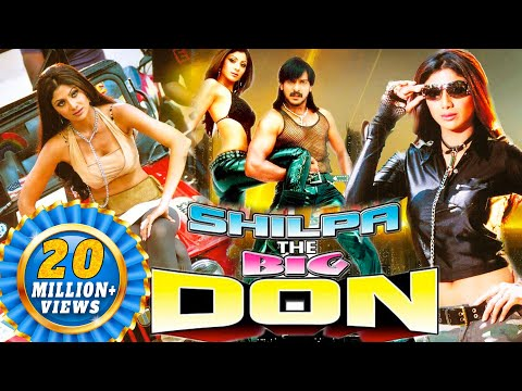 Shilpa The Big Don (2019) | Latest South Hindi Dubbed Full Action Movie | Shilpa shetty, || PV