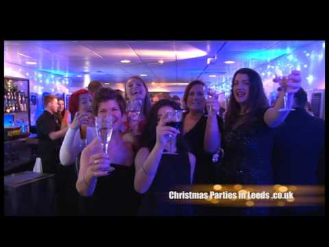 Royal Armouries Hollywood Christmas Parties Made in Leeds advert