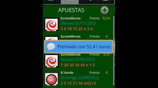 Video de Youtube de Loterias y Apuestas de España