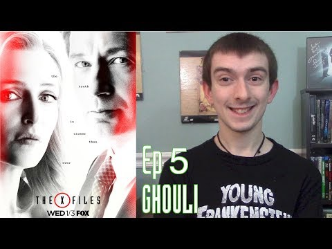 "X-Files Season 11 Ep 5 ""Ghouli"" Review"