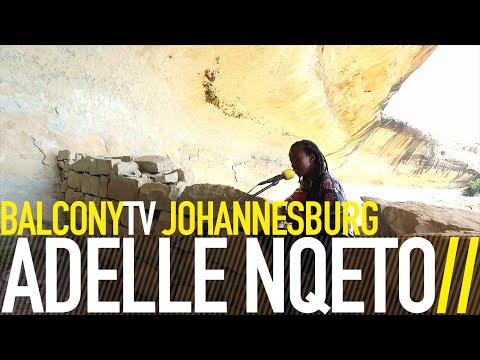 ADELLE NQETO - SOJOURNER (BalconyTV) (видео)