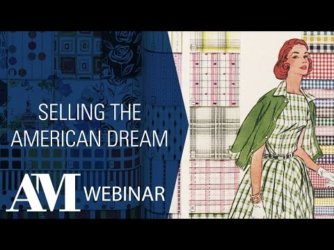 Webinar: Selling the American Dream