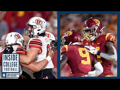 Video: #10 Utah at USC Recap | Inside College Football