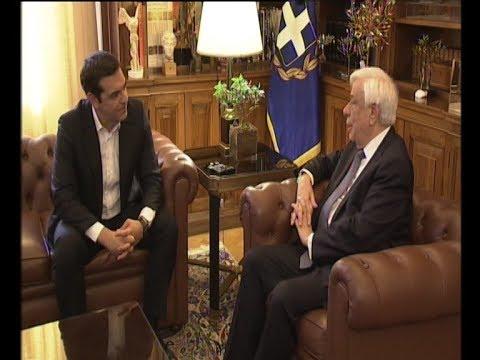 Αλ. Τσίπρας: Καλή συμφωνία, περιλαμβάνει συνταγματική αναθεώρηση και ονομασία erga omnes