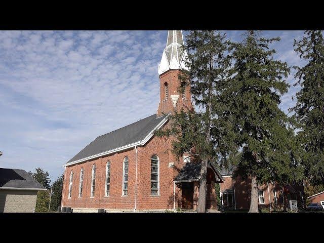 St   Maurice  Catholic  Church,  St   Maurice,  Indiana