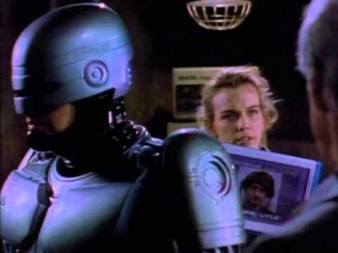 RoboCop - Odc. 7 - Duchy wojny