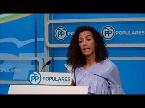 Mar Cotelo valora las medidas sociales del PP dirigidas a las mujeres