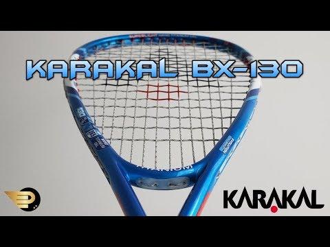 Karakal BX-130 - Squash Racket Review
