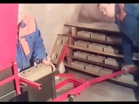 Кирпичи производство домашних условиях