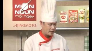 Món Ngon Mỗi Ngày - Cà tím nướng mayonnaise