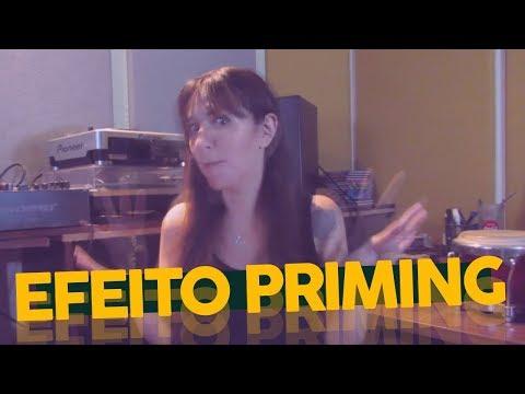 Efeito Priming - Como o Meio nos Influencia