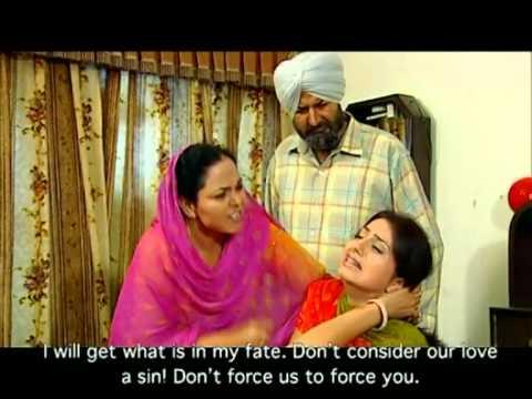 Daughter forced to get married - Kaun Dilan Diyan Jaane - Punjabi Thriller Scene