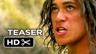 Nonton The Dead Lands Official Teaser Trailer  2014    James Rolleston  Lawrence Makoare Movie Hd Film Subtitle Indonesia Streaming Movie Download