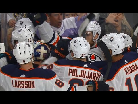Video: Nurse seals it in overtime for Oilers