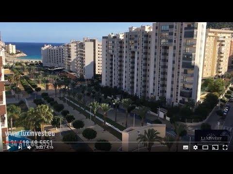 Квартира на Ла Кала в Бенидорме! Недорогая недвижимость на Коста Бланка!