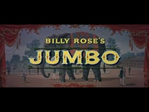 Billy Rose's 'Jumbo' (1962) Trailer - Doris Day, Stephen Boyd, Jimmy Durante & Martha Raye