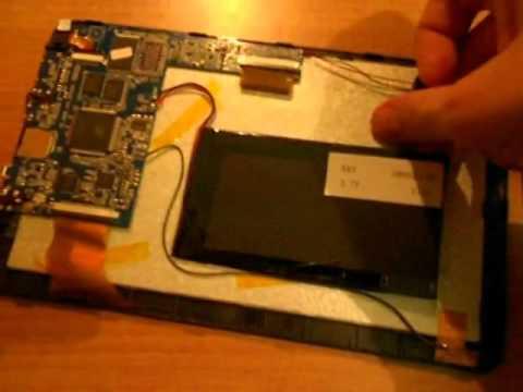 Как заменить батарею в fly 3