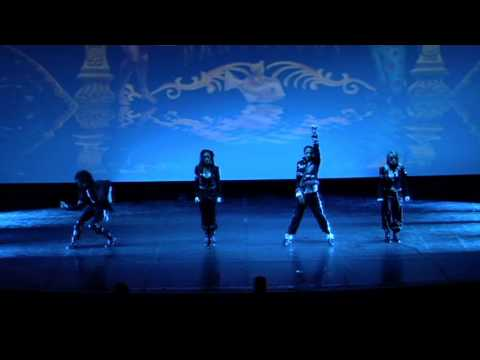 Michael Jackson - Tribute Performance by JAYL at Le Grand Rex, Paris