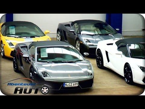 Nobelster Autoverleih Deutschlands | Ferrari, Lambo ...