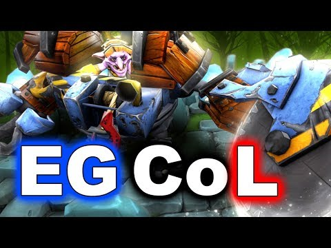 EG vs CompLexity - What A Match! - NA StarLadder Minor DOTA 2