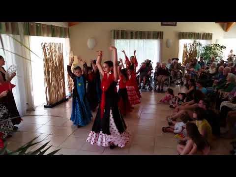Cours de danse Flamenco et Danse espagnole 2019 -2020