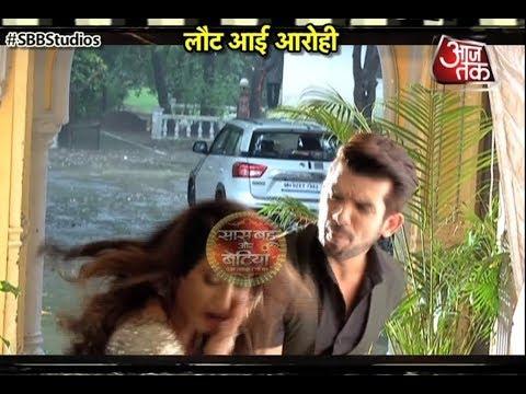 Ishq Mein Marjavan: SHOCKING! Deep SLAPS Aarohi!