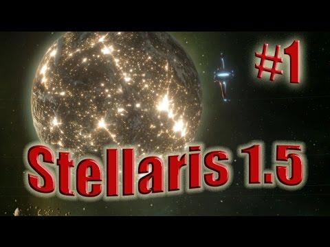 Stellaris 1.5. Утопия. Славим рептилойдов. #1