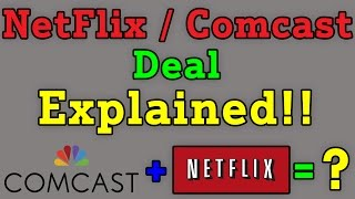 Nonton Netflix and Comcast Deal Explained ASAP! What You Should Know... New! Film Subtitle Indonesia Streaming Movie Download