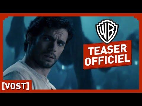 Man Of Steel - Teaser Officiel (VOST) - Zack Snyder / Henry Cavill / Kevin Costner