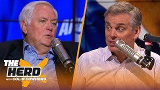 Wade Phillips details coaching Watt, Donald, talks Brady, Mahomes, Combine, Draft   NFL   THE HERD by Colin Cowherd