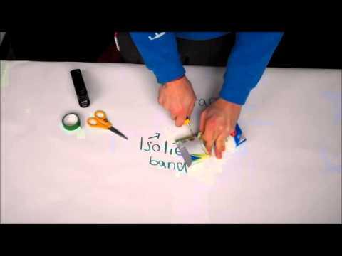 2013 Bastelvideo: Tetrapak-Geldbörse