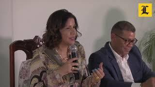 """Margarita Cedeño: """"Yo creo que va a ser un gran desperdicio volver a ser solo primera dama"""""""