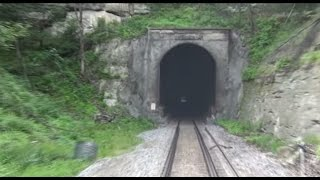 Video (HD) Amtrak Ride Thru Tunnel City Wisc Tunnel (Open Air Great View) MP3, 3GP, MP4, WEBM, AVI, FLV Agustus 2018