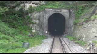 Video (HD) Amtrak Ride Thru Tunnel City Wisc Tunnel (Open Air Great View) MP3, 3GP, MP4, WEBM, AVI, FLV Oktober 2018