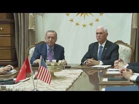 Συμφωνία Ουάσινγκτον Άγκυρας για εκεχειρία στη Συρία