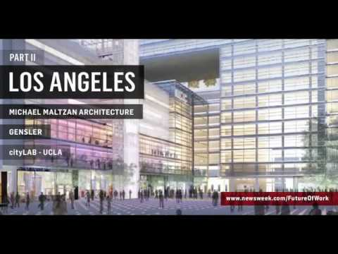 Video | Architecture Firms Re-Imagine Los Angeles, 2030