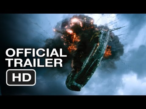 Prometheus Official Trailer #1 - Ridley Scott Alien Movie (2012) HD Video