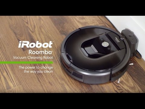Clean Floors with the Press of a Button | Roomba® 900 series | iRobot®