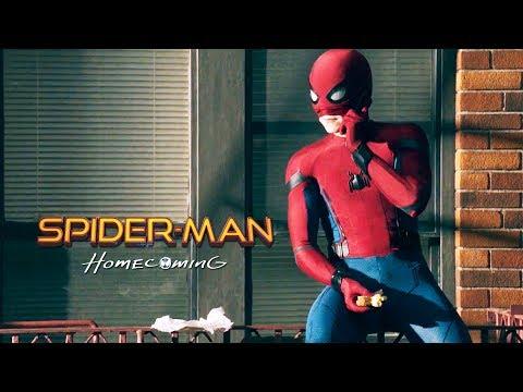ตัวอย่างหนัง  Spider-Man: Homecoming (ตัวอย่างที่ 3) ซับไทย