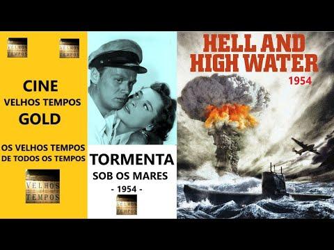 Tormenta Sob os Mares (1954), Richard Widmark & Bella Darvi, Legendado
