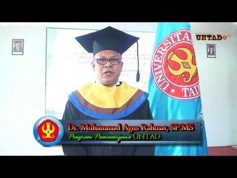 Dok Humas Untad, Ujian Doktor Agus Rahmat Lamakarate Disk 1