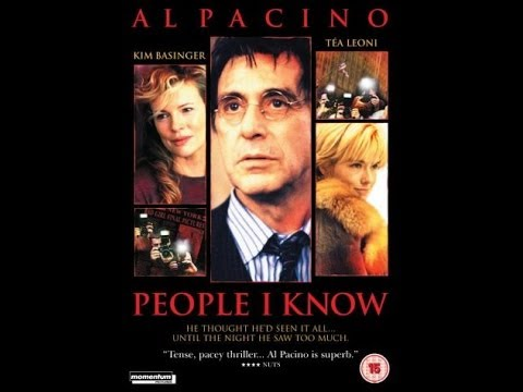 People I Know (Trailer)