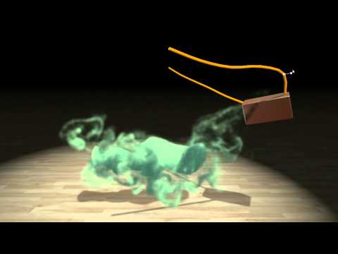 nvidia - The world's fastest gaming GPU, TITAN Z powers spectacular demos of smoke, fire and unbelievable action in Unreal Engine 4 from Epic Games, at GTC 2014, in S...