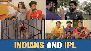 Video Indians And IPL Feat. Sadak chhap | Hasley India MP3, 3GP, MP4, WEBM, AVI, FLV Mei 2018
