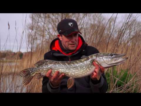 ***FOX RAGE TV*** Pike fishing on rivers_Horgászat videók
