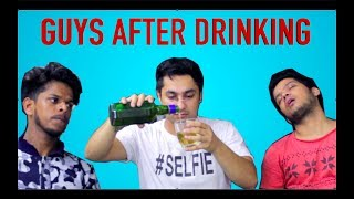 Video Guys After Drinking || Harsh Beniwal MP3, 3GP, MP4, WEBM, AVI, FLV Januari 2018