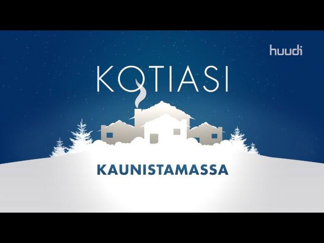 Huudi - Kaunis Koti-paketti - osa 1 - 01.2017