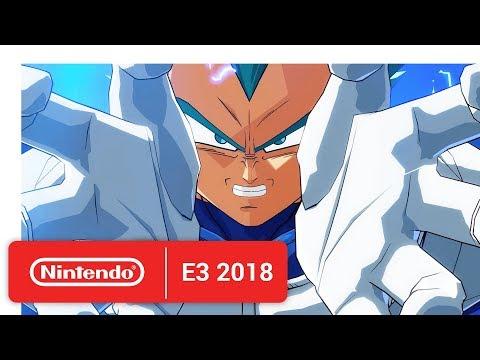 Trailer d'annonce version Switch de Dragon Ball FighterZ