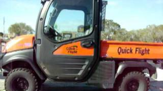 4. KUBOTA  RTV 1100 DIESEL UTILITY  VEHICLE